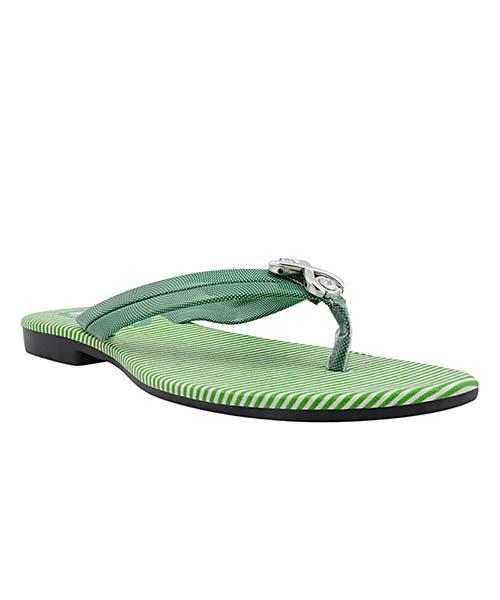 Yepme Green Sandals