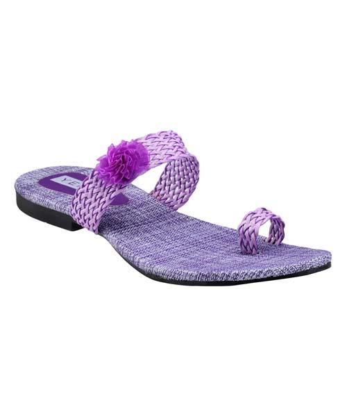 Yepme Purple Sandals