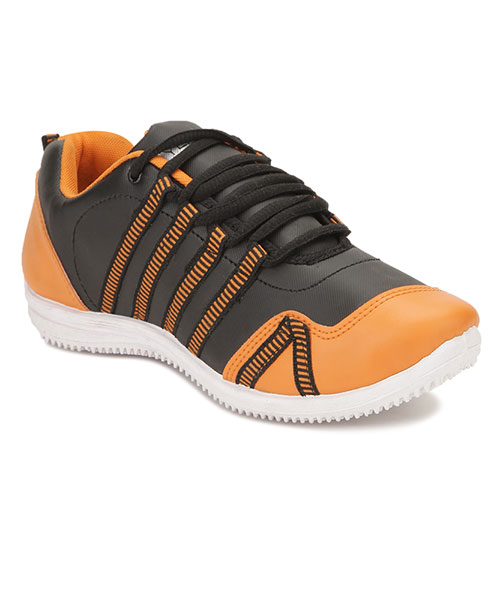 bfc9269aea4c Yepme Casual Shoes Grey Orange available at Yepme for Rs.199