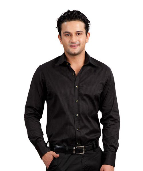 Black Party Shirt | Is Shirt