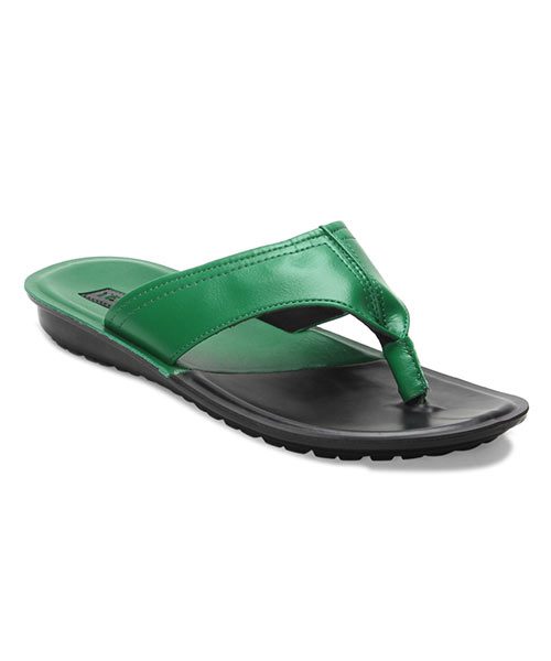 Yepme Sandals - Green & Black