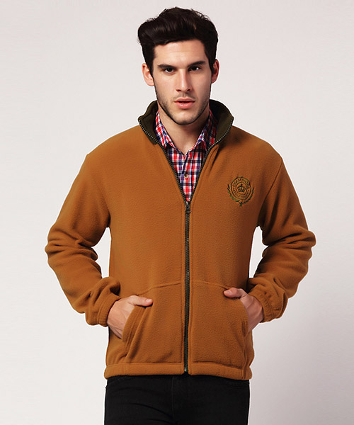 Yepme Jack Fleece Jacket - Beige