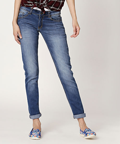 Yepme Penelope Denim - Medium Wash