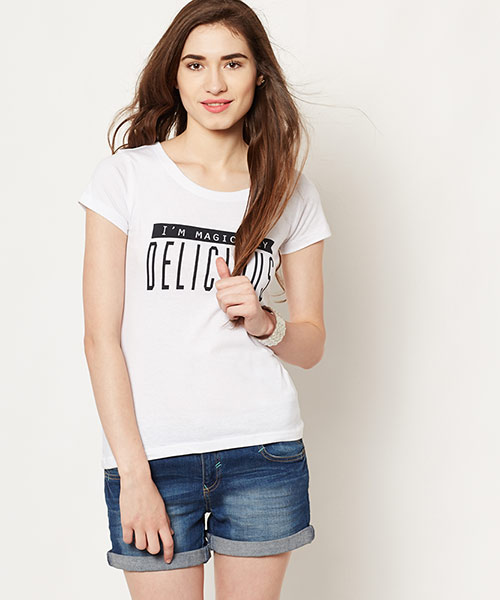 Yepme Delicious Tee - White