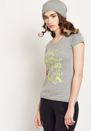 1a00d2b7f T Shirts for Women - Buy Ladies T Shirts & Tees in India