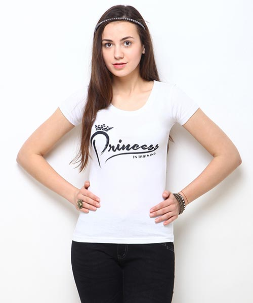 Yepme Princess Tee - White