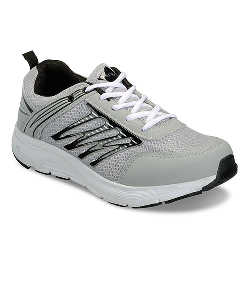 Yepme Premium Sports Shoes - Grey & Black