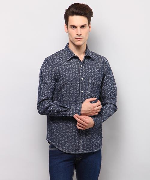 cda3ef714b43ad Denim Shirts - Buy Denim Shirts for Men Online in India at Yepme