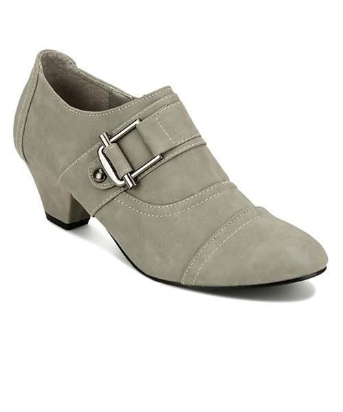 Yepme Ankle-Length Grey Boots