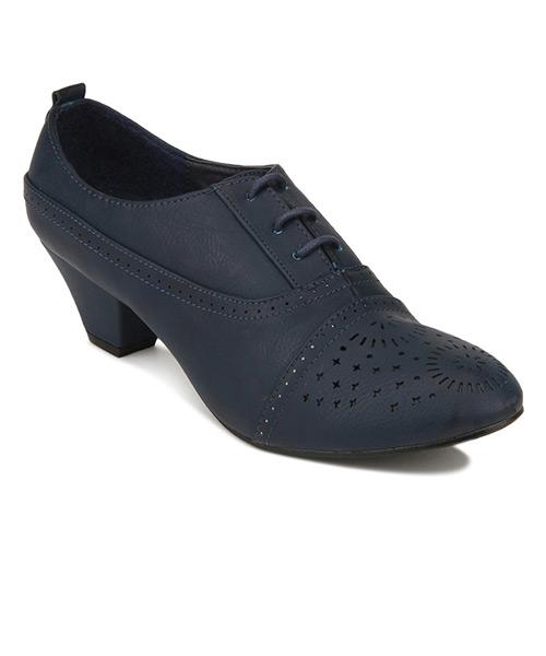 Yepme Ankle-Length Blue Boots