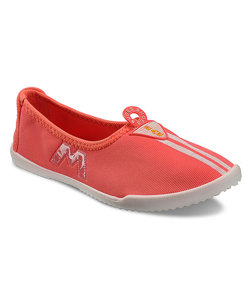 Yepme Casual Shoes - Peach