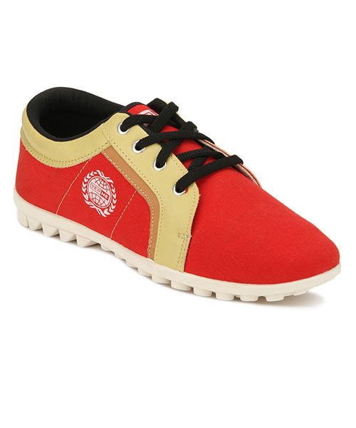 Yepme Casual Shoes - Red