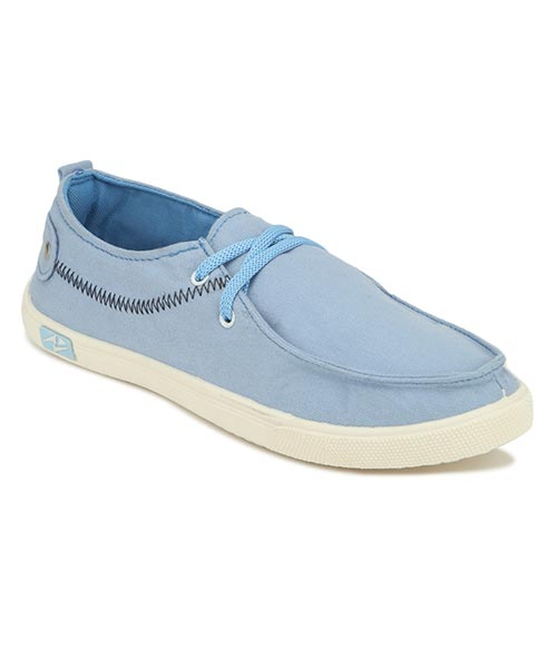Casual Shoes - Sky Blue Online Shopping