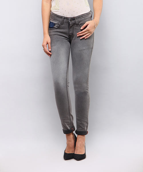 Yepme Lisa Denim - Ice Wash
