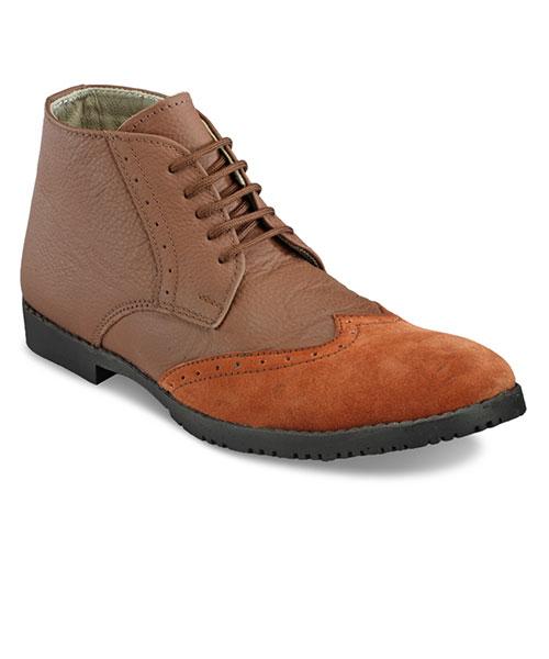 Yepme Boots - Tan