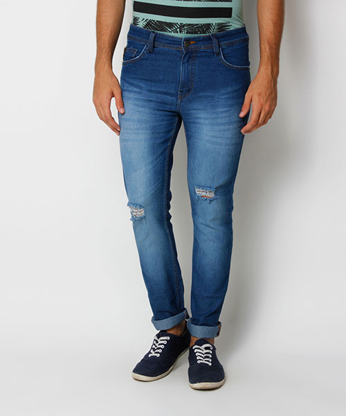 Yepme Wendell Denim - Medium Wash
