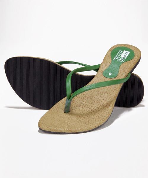 Yepme Diana Green Sandals