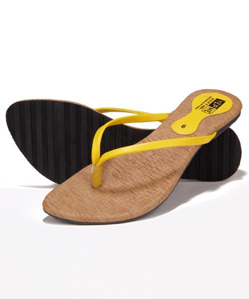 Yepme Diana Sandals - Yellow