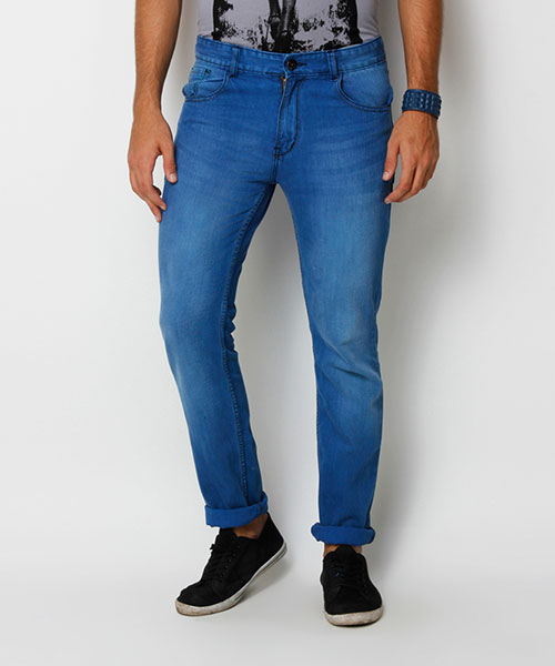 Yepme Fedor Premium Denim - Blue