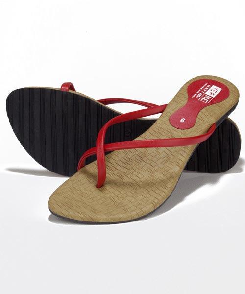 Yepme Starla Sandals - Red