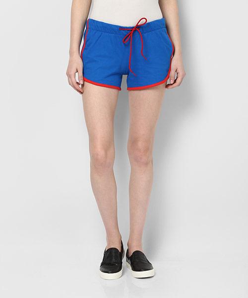 Yepme Benita Shorts - Blue