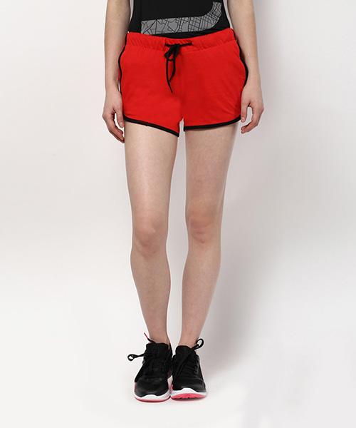 Yepme Benita Shorts - Red