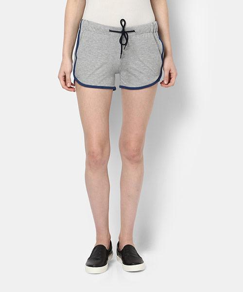 Yepme Benita Shorts - Grey