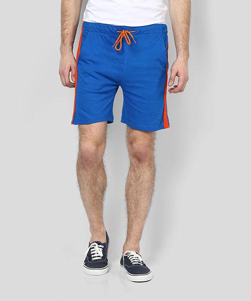 Yepme Ritter Sports Shorts - Blue