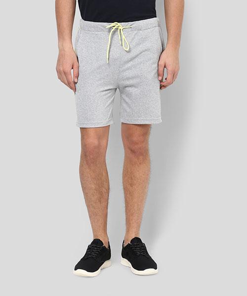 Yepme Ritter Shorts - Grey