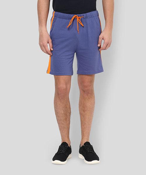 Yepme Ritter Shorts - Blue