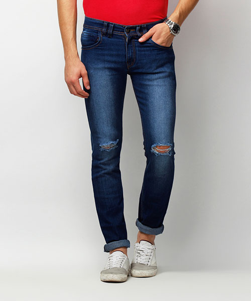 Yepme Robbie Denim - Medium Wash
