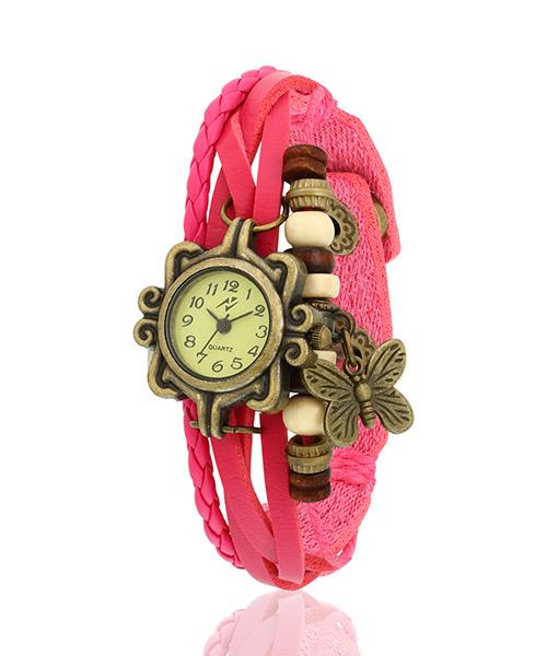 Yepme Women's Bracelet Watch - Pink