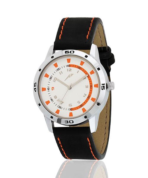 Yepme Amsden Men's Watch - Orange/Black
