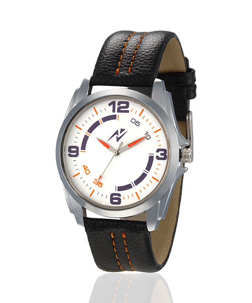Yepme Wiyom Men's Watch - White/Black