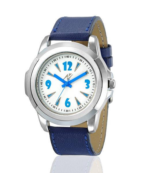 Yepme Carson Men's Watch - White/Blue