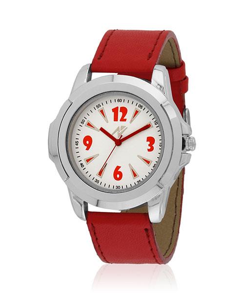 Yepme Carson Men's Watch - White/Red