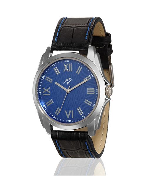 Yepme Amyas Men's Watch - Blue/Black