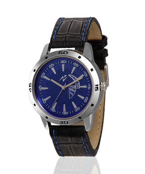Yepme Alis Men's Watch - Blue/Black